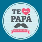 """Lindas tarjetas de """"Te Amo Papá"""" para regalar este Día del Padre"""