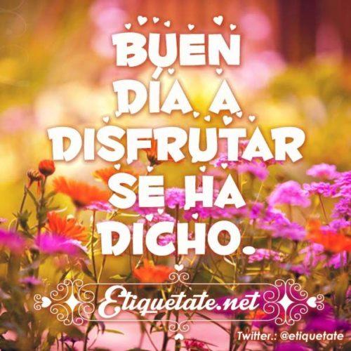 DecirBuenosDias11