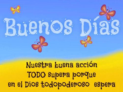 DecirBuenosDias34