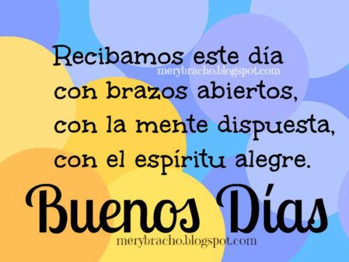 DecirBuenosDias6
