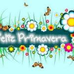Imágenes bonitas y lindas palabras para dar la bienvenida la primavera