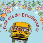 Imágenes bonitas con lindas palabras para saludar a los estudiantes en su día