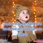 Imágenes hermosas de bebes con lindos mensajes para compartir