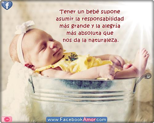 Imágenes Hermosas De Bebes Con Lindos Mensajes Para