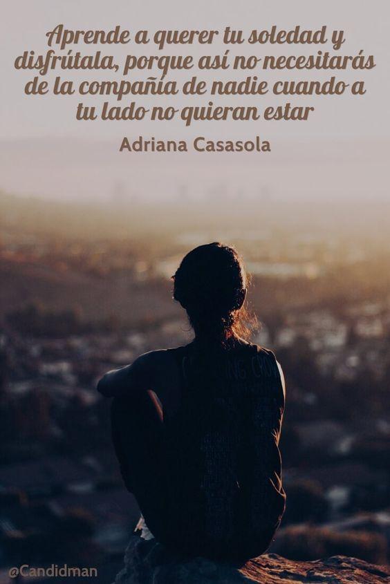 Imágenes Con Frases Sobre La Soledad Y La Tristeza Todo