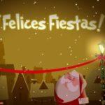 Imágenes lindas con frases tiernas para decir Felices Fiestas y regalar amor