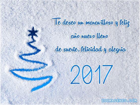Imágenes Lindas Con Bellos Mensajes Para Desear Feliz Año