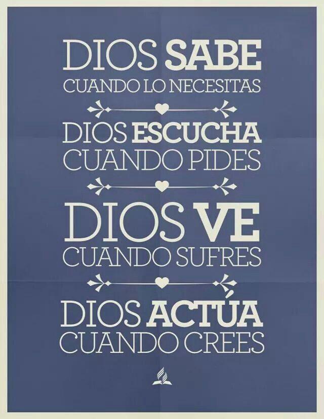 Imágenes de Dios cristianas con frases y mensajes para reflexionar ...