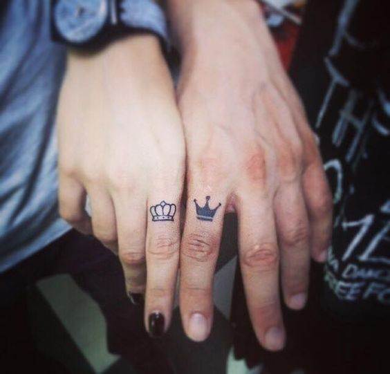 Tatuajes Para Parejas Muy Enamoradas Disenos Unicos Todo Imagenes