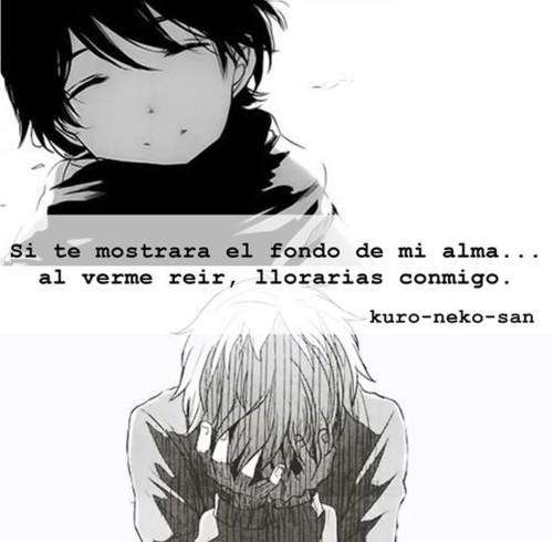 Imágenes Anime Con Frases Todo Imágenes