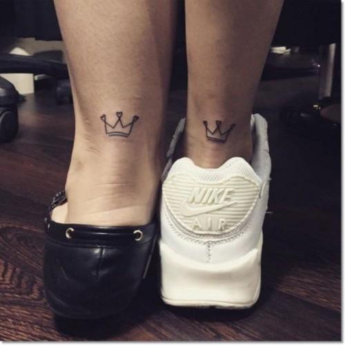 Tatuajes Para Parejas 100 Imagenes Ideas Y Modelos Apasionantes - Tatuaje-parejas
