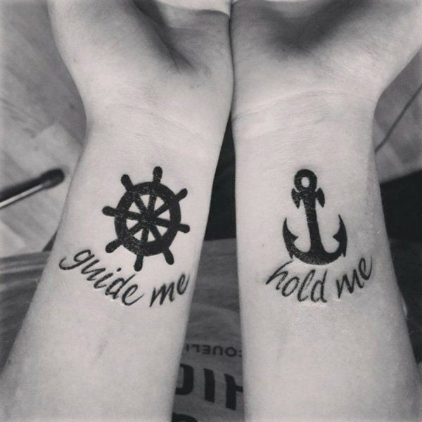 Tatuajes Para Parejas 100 Imagenes Ideas Y Modelos Apasionantes