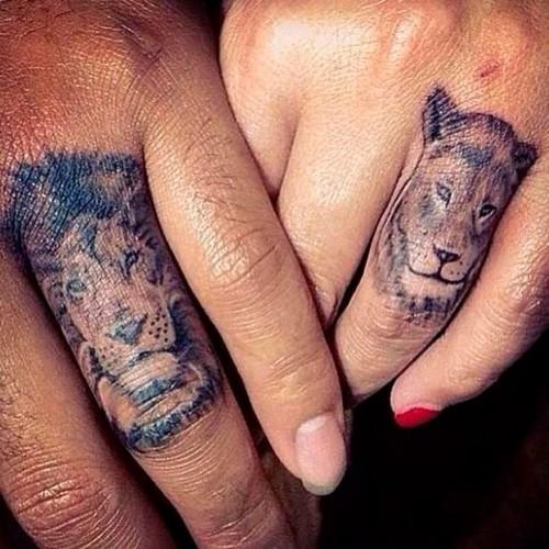 Tatuajes Para Parejas 100 Imagenes Ideas Y Modelos Apasionantes - Tatuajes-para-hacerse-en-pareja