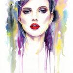 Imágenes artísticas de Mujeres Hermosas