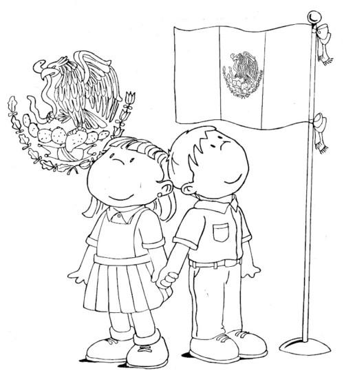 Imágenes De La Bandera De Mexico Todo Imágenes