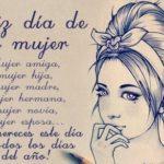 Imágenes con Mensajes para felicitar el Día de la Mujer
