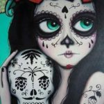 Imágenes de Catrinas Mexicanas para el Día de Muertos