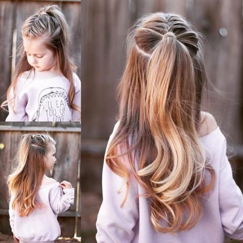 Peinados Para Ninas Super Bonitos Faciles 80 Fotos Y Tutoriales
