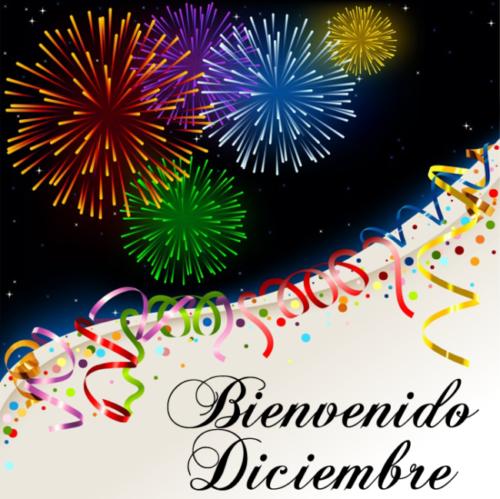 Bienvenido Diciembre 2019 Imágenes Con Frases Bonitas