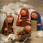 Pesebres Navideños artesanales y reciclados para Navidad 2020