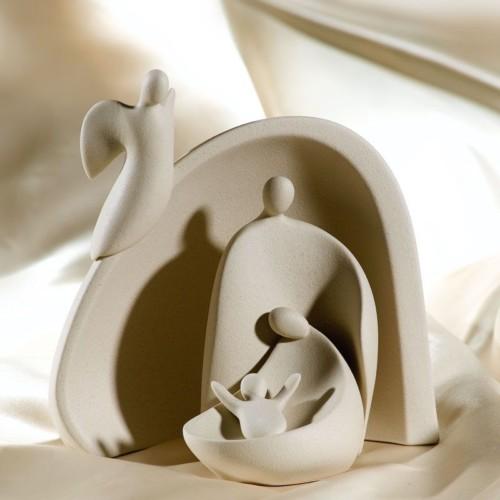 dda8a0c003b Aquí te dejamos algunas ideas de pesebres navideños muy originales de  cerámica para que puedas elegir le que mas te guste.