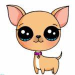 40 Dibujos animados para Dibujar (bonitos y fáciles)