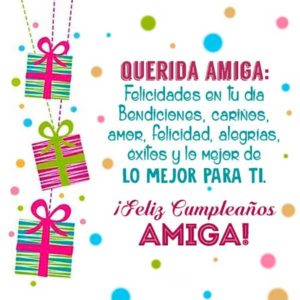 Imagenes De Cumpleanos Felicitaciones Para Una Amiga Hermana