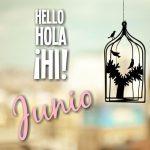 Imágenes de Bienvenido Junio con Frases Bonitas 2020