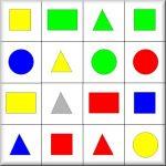 Imágenes de Figuras Geométricas: formas, para armar, colorear, dibujos
