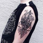 100 inspiradores diseños para un tatuaje en el brazo